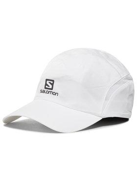 Salomon Salomon Mütze Xa Cap LC1037000 Weiß