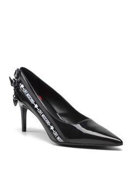 LOVE MOSCHINO LOVE MOSCHINO Обувки на ток JA10107G1DIH0000 Черен