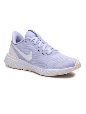 Nike Nike Buty Revolution 5 BQ3207 010 Fioletowy