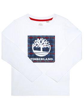 Timberland Timberland Bluse T25R20 D Weiß Regular Fit