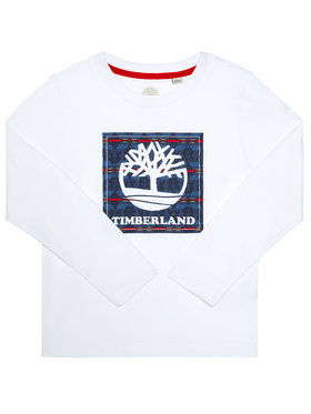 Timberland Timberland Chemisier T25R20 D Blanc Regular Fit
