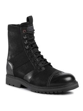 G-Star Raw G-Star Raw Stiefel Trens Boot D17989-A602-990 Schwarz