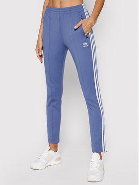adidas adidas Teplákové nohavice Primeblue Sst Track GN2942 Modrá Slim Fit