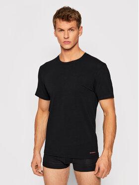 Henderson Henderson T-Shirt Bosco 18731 Czarny Regular Fit