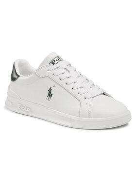Polo Ralph Lauren Polo Ralph Lauren Sneakersy Hrt Ct II 809829824004 Biały