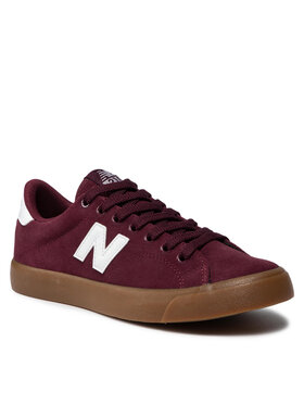 New Balance New Balance Πάνινα παπούτσια AM210BYG Μπορντό