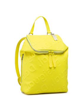 Desigual Desigual Plecak 21SAKP12 Żółty