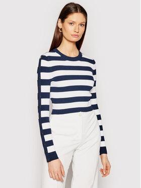 MICHAEL Michael Kors MICHAEL Michael Kors Sweater MS160061MS Sötétkék Slim Fit
