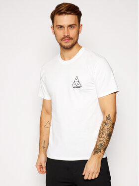 HUF HUF T-shirt PLAYBOY Playmate TS01462 Bianco Regular Fit