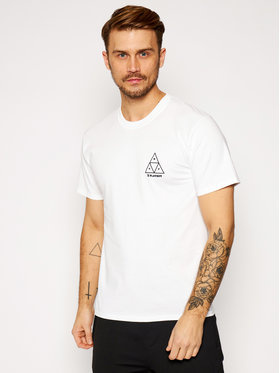 HUF HUF T-Shirt PLAYBOY Playmate TS01462 Weiß Regular Fit