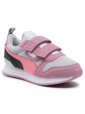 Puma Puma Sneakersy R78 V Ps 373617 06 Różowy