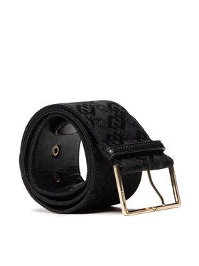 Liu Jo Liu Jo Dámský pásek Cintura Bustino 8 AF1233 T6438 Černá