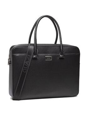 QUAZI QUAZI Чанта за лаптоп RX90057 Черен