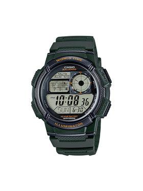 Casio Casio Ceas AE-1000W-3AVEF Verde
