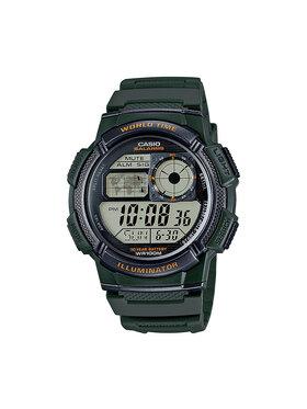 Casio Casio Orologio AE-1000W-3AVEF Verde