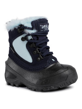 The North Face The North Face Sniego batai Youth Shellista Extreme NF0A2T5VVDA1 Tamsiai mėlyna