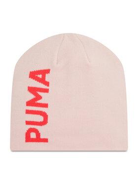 Puma Puma Bonnet Ess Classic Cuffless Beanie 023433 04 Rose