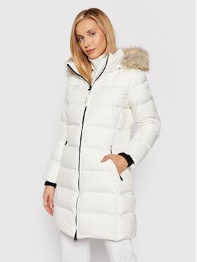 Calvin Klein Calvin Klein Kurtka puchowa Essential K20K203127 Biały Regular Fit