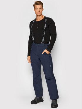 CMP CMP Pantaloni da sci 3W17397N Blu scuro Regular Fit