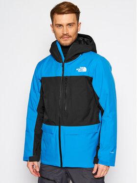 The North Face The North Face Skijacke Sickline NF0A4QWXME91 Blau Regular Fit