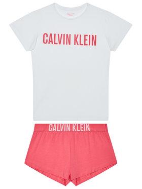 Calvin Klein Underwear Calvin Klein Underwear Πιτζάμα G80G800167 Λευκό Regular Fit