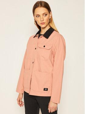 Vans Vans Farmer kabát Drill Chore VN0A47Y3 Rózsaszín Regular Fit