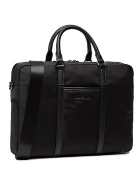 Strellson Strellson Porta PC Briefbag 4010002942 Nero