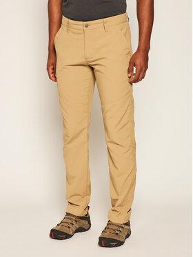 Jack Wolfskin Jack Wolfskin Spodnie outdoor Desert Valley 1504871 Beżowy Regular Fit