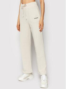 Patrizia Pepe Patrizia Pepe Spodnie dresowe 2P1349/A9R5-W330 Beżowy Regular Fit