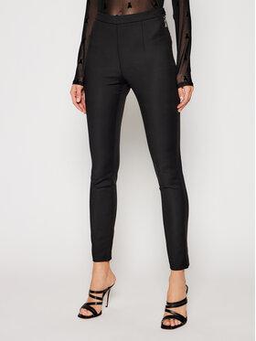 Patrizia Pepe Patrizia Pepe Spodnie materiałowe CPA048/AQ39-K103 Czarny Slim Fit
