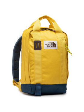 The North Face The North Face Σακίδιο Tote Pack NF0A3KYYPJ9 Κίτρινο
