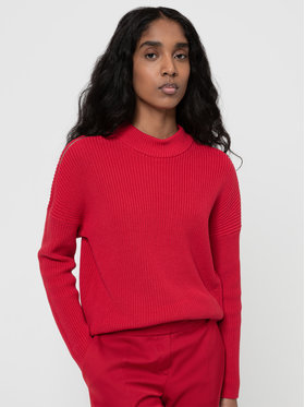 Hugo Hugo Pull Sanniyya 50442163 Rouge Regular Fit