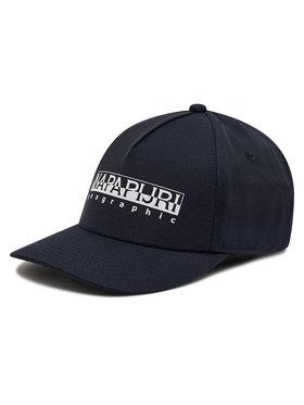 Napapijri Napapijri Kepurė su snapeliu Framing 2 NP0A4EZY Tamsiai mėlyna