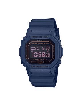 G-Shock G-Shock Hodinky DW-5600BBM-2ER Tmavomodrá