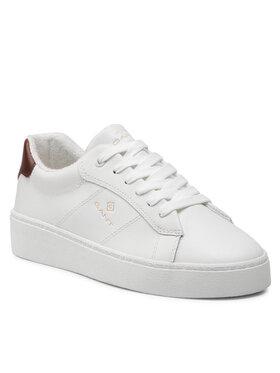 Gant Gant Сникърси Lagalilly 23531094 Бял