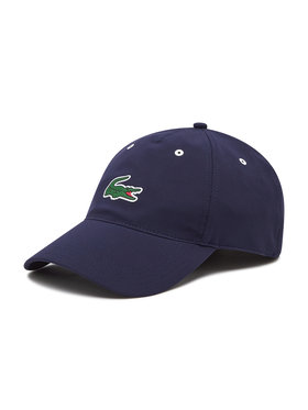 Lacoste Lacoste Καπέλο Jockey RK9740 Σκούρο μπλε