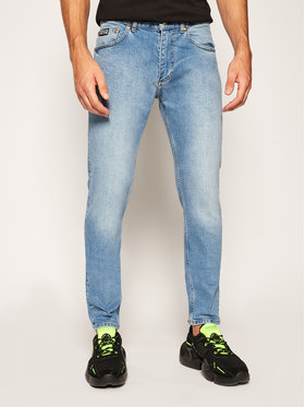 Versace Jeans Couture Versace Jeans Couture Jeansy Narrow Fit A2GZA0O4 Tamsiai mėlyna Narrow Fit