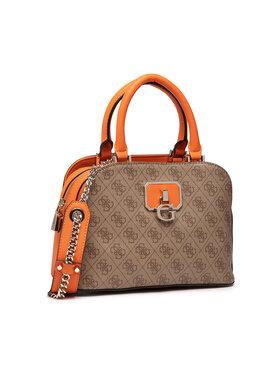 Guess Guess Дамска чанта Alisa (SG) HWSG81 23050 Кафяв