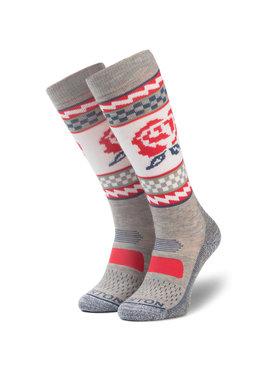 Burton Burton Чорапи дълги дамски Performance Midweight Sock 10060107250S Сив