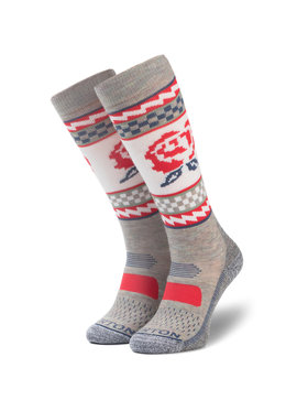 Burton Burton Hosszú női zokni Performance Midweight Sock 10060107250S Szürke