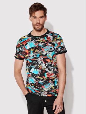 Rage Age Rage Age T-Shirt Olimp 1 Kolorowy Slim Fit