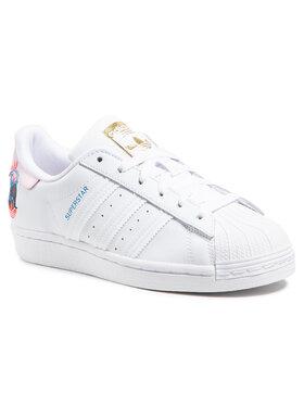 adidas adidas Schuhe Egle Superstar W Q47223 Weiß