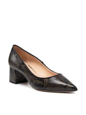 Solo Femme Solo Femme Κλειστά παπούτσια 48933-01-L54/E45-04-00 Πράσινο