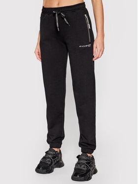 John Richmond John Richmond Teplákové kalhoty Yonker UWA21023PA Černá Regular Fit