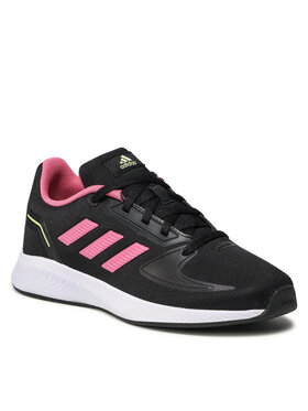 adidas adidas Topánky Runfalcon 2.0 K GZ7420 Čierna