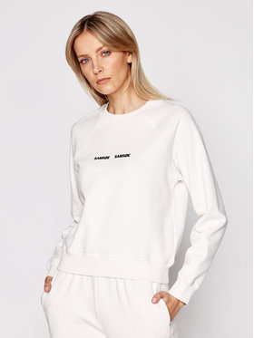 Samsøe Samsøe Samsøe Samsøe Bluza Barletta F19218100 Beżowy Relaxed Fit