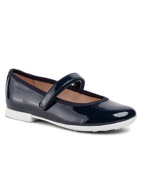 Geox Geox Обувки J Plie' A J0255A 000HH C4002 S Тъмносин
