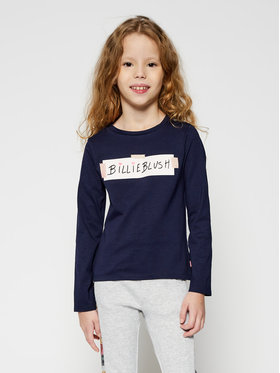 Billieblush Billieblush Blusa U15803 Blu scuro Regular Fit
