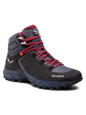 Salewa Salewa Trekkingi Ws Alpenrose 2 Mid Gtx GORE-TEX 61374-0988 Granatowy